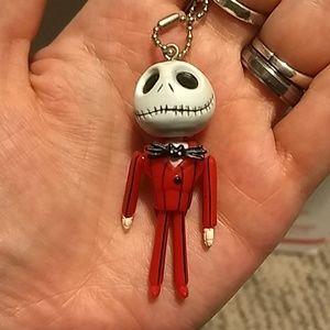 Nightmare before Christmas keychain